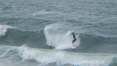 Surf report FR, Hendaye (64) du 2009-07-18 10:00:00