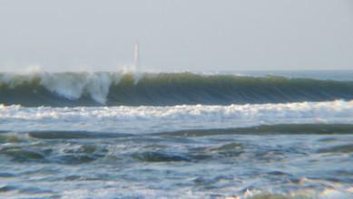 Surf report FR, Soulac sur Mer (33) du 2009-02-16 15:00:00