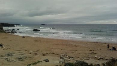 Surf report FR, Quiberon - Port Blanc (56) du 2009-08-24 17:00:00