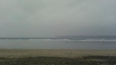 surf report FR,  Kerloc'h - Plage de Goulien (29)