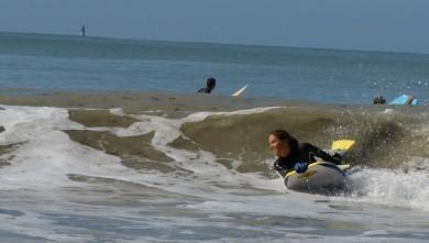 wave report FR, La Couarde (17) du 2009-08-29 10:00:00