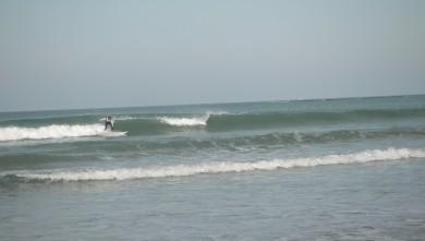 wave report FR, Plage des Dunes (85) du 2009-09-09 11:00:00
