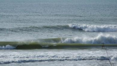 Surf report FR, Montalivet (33) du 2009-09-16 17:00:00