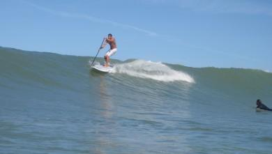 Surf report FR, Lacanau Océan - La Nord (33) du 2009-08-22 09:00:00