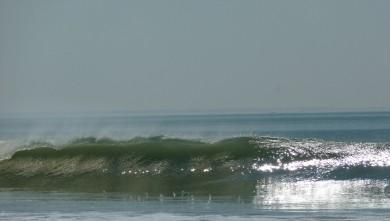wave report FR, La Tranche sur Mer - La jetée (85) du 2009-09-24 12:00:00
