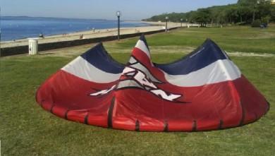 Wind report FR, Arcachon - Les Arbousiers (33) du 2009-10-06 14:00:00