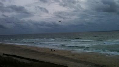 wind report FR, Biscarrosse Plage (40) du 2009-10-09 16:00:00