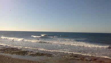 Surf report FR, Sausset-les-Pins - L'Hermitage (13) du 2009-10-11 08:00:00