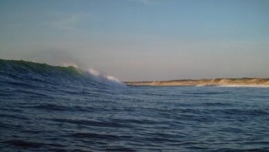 Surf report FR, Le Gurp (33)