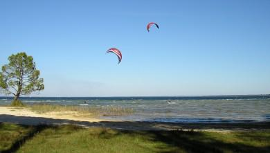 Wind report FR, Ispe (40) du 2009-10-14 12:00:00