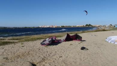 Wind report FR, Le Barcarès - Ile des Pêcheurs (66) du 2009-10-18 13:00:00