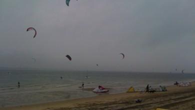 Wind report FR, Arcachon - Les Arbousiers (33) du 2009-10-23 18:00:00