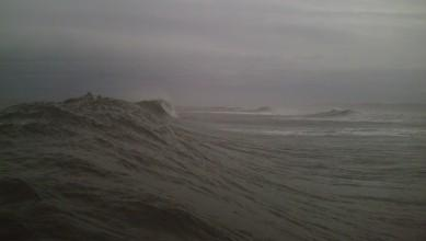 Surf report FR, Soulac sur Mer (33) du 2009-10-24 10:00:00