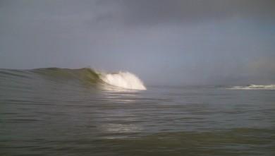 Surf report FR, Soulac sur Mer (33) du 2009-10-25 10:00:00