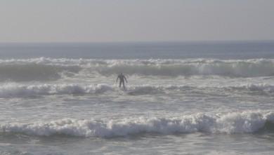 Surf report FR, Vieux Boucau (40) du 2009-10-26 15:00:00