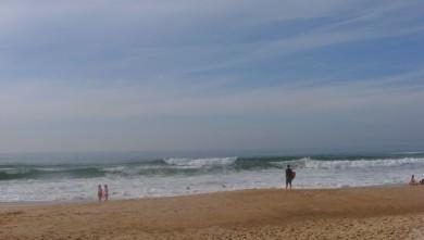 Surf report FR, Vieux Boucau (40) du 2009-10-29 16:00:00