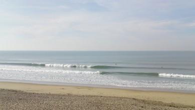 Surf report FR, La Térrière (85) du 2009-10-30 09:00:00