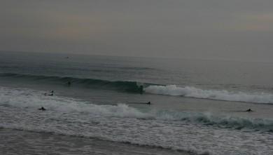 wave report FR, Les Sables-d'Olonne -  Le Tanchet (85) du 2009-10-30 16:00:00