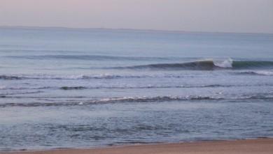 Surf report FR, Soulac sur Mer (33) du 2009-10-26 16:00:00