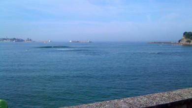 Surf report FR, Sainte Barbe (64) du 2009-10-31 16:00:00