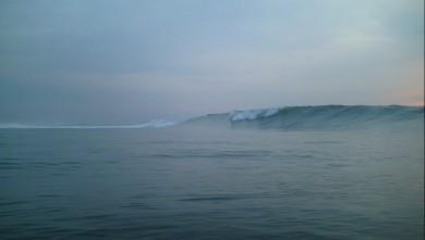 Surf report FR, Soulac sur Mer (33) du 2009-10-30 17:00:00