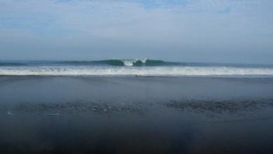 Surf report FR, Soulac sur Mer (33) du 2009-10-31 09:00:00