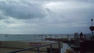 Wind report FR, Andernos - Le Betey (33) du 2009-11-02 15:00:00