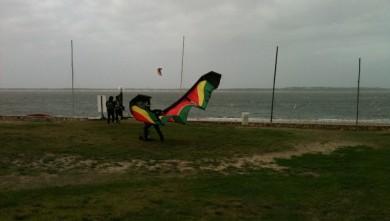 Wind report FR, Arcachon - Les Arbousiers (33) du 2009-11-03 13:00:00