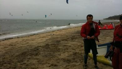 Wind report FR, Arcachon - Les Arbousiers (33) du 2009-11-03 14:00:00