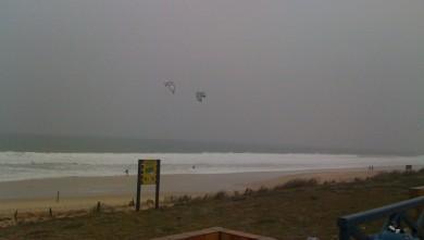 Wind report FR, Lacanau Océan - La Nord (33) du 2009-11-01 17:00:00