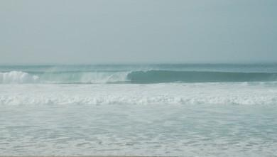 Surf report FR, Lacanau Océan - La Nord (33) du 2009-10-31 13:00:00