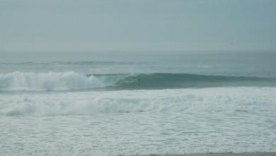 Surf report FR, Lacanau Océan - La Nord (33) du 2009-10-31 14:00:00