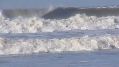 Surf report FR, Plage des Dunes (85) du 2009-11-09 10:00:00