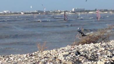 Wind report FR, Aytré - Pointe de Roux (17) du 2009-11-14 15:00:00
