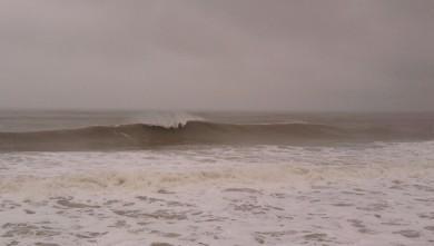 Surf report FR, Soulac - L'Amélie (33) du 2009-11-15 15:00:00