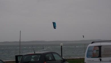 Wind report FR, Arcachon - Les Arbousiers (33) du 2009-11-23 14:00:00