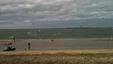 Wind report FR, Arcachon - Les Arbousiers (33) du 2009-11-25 13:00:00