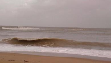 wave report FR, Plage du Douhet (17) du 2009-11-28 14:00:00