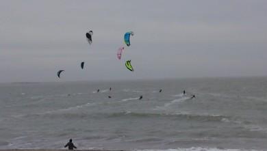 Wind report FR, Sablanceaux (17) du 2009-12-05 14:00:00