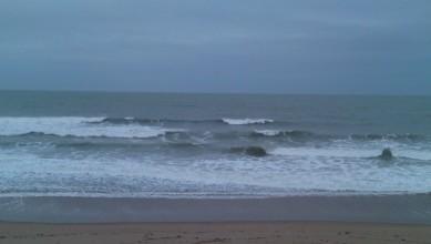 Surf report FR, La Térrière (85) du 2009-12-09 09:00:00