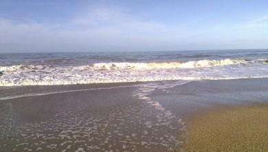 Surf report FR, Printania Plage (50) du 2009-12-10 13:00:00