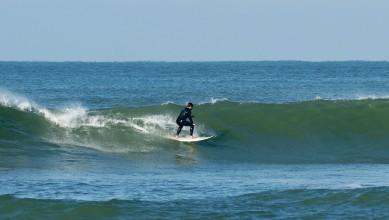 Surf report FR, Seignosse - Le Penon (40) du 2009-12-12 12:00:00