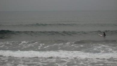 Surf report FR, Sausset-les-Pins - L'Hermitage (13) du 2009-12-13 16:00:00