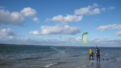 Wind report FR, Arcachon - Les Arbousiers (33) du 2009-12-20 13:00:00