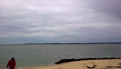 Wind report FR, Cap-Ferret - Plage de L'Horizon (33) du 2009-12-20 13:00:00