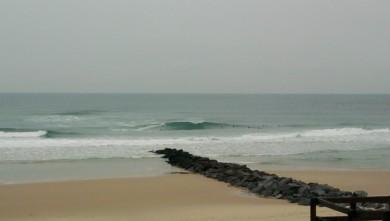 wave report FR, Lacanau Océan - La Nord (33) du 2009-12-23 11:00:00