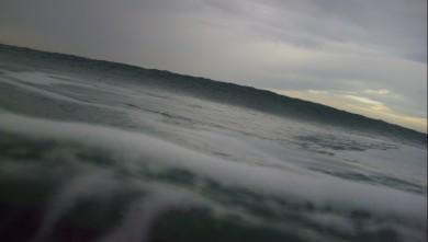 Surf report FR, Lacanau Océan - La Nord (33) du 2009-12-24 11:00:00