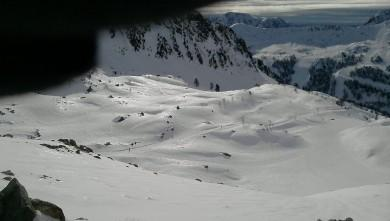 snow report FR, Isola 2000 (06) du 2009-12-28 09:00:00