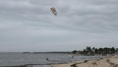Wind report FR, Andernos - Le Betey (33) du 2009-12-30 13:00:00