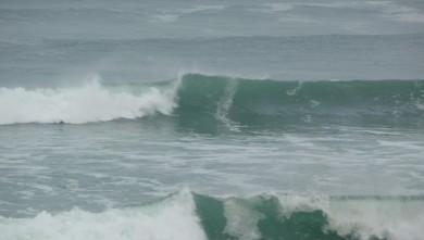Surf report FR, Cap-Ferret - Plage de L'Horizon (33) du 2009-01-04 12:00:00